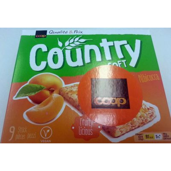 Country soft Abricot