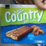 Country soft choc