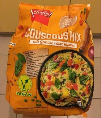 Couscous mix