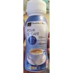 Crème pour le café