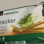Cracker quinoa romarin