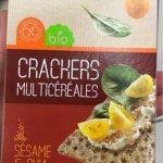 Crackers Multicéréales Sésame Chia