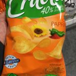 Cractiv : Chips Paprika
