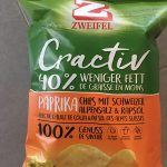Cractiv Chips Paprika