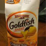 Craquelins Goldfish Trio Fromage