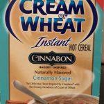 Cream of wheat cinnamon