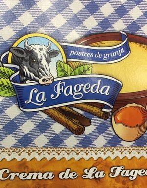 Crema La Fageda