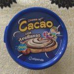Crema al cacao con avellanas duo