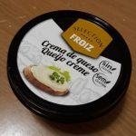 Crema de queso Semicurado