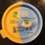 Creme Fraiche mit 35% Milchfett
