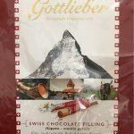Crepes ectra fines fourees au chocolat
