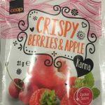 Crispy Berries & Apple