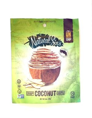 Crispy Coconut Chips
