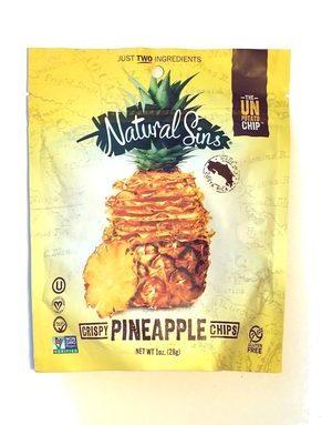 Crispy Pineapple Chips