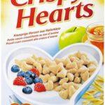 Crispy hearts