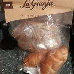 Croissants ecológicos