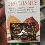 Croquants : Amande-Noisette-Caramel