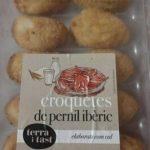 Croquetes de pernil ibèric
