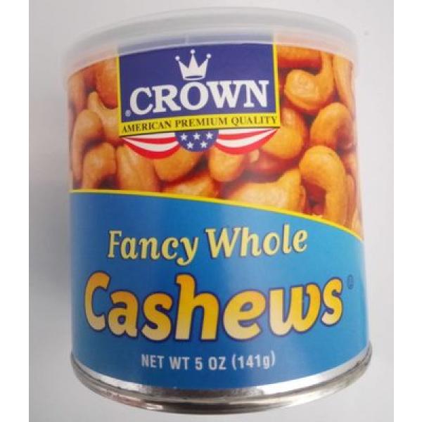 Crown Fancy Whole Cashews