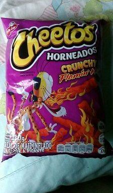 Crunchy Flamin' Hot