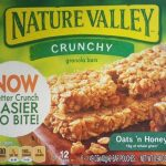 Crunchy Granola Bars Oats 'n Honey