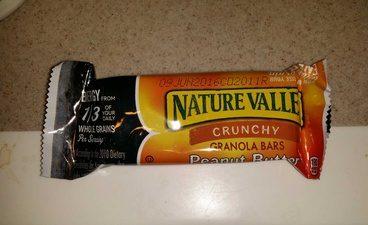 Crunchy Granola Bars Peanut Butter