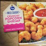 Crunchy Popcorn Shrimp