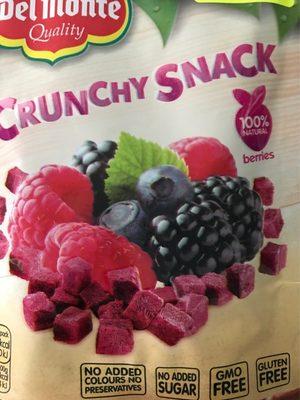 Crunchy snack