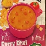 Curry dhal soup