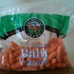 Cut & Peeled Baby Carrots