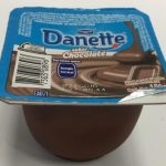 Danette Chocolate Danone