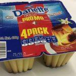 Danette Flan 4 Pack Danone