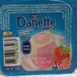 Danette Fresa Danone
