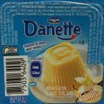 Danette Vainilla Danone