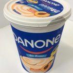 Danone Yoghurt de Durazno sin trozos