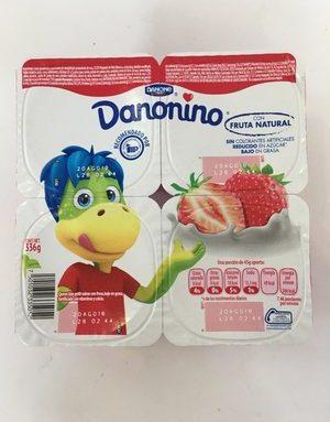 Danonino Fresa 4 Pack