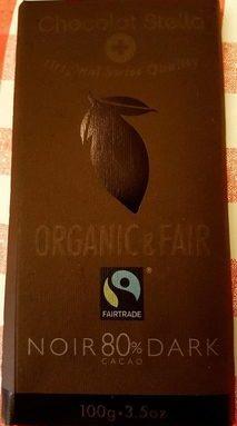 Dark 80% Cocoa