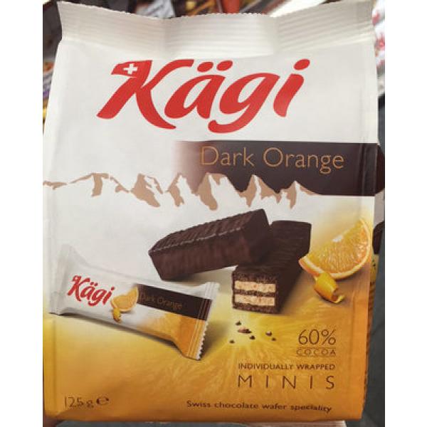 Dark Orange MINIS