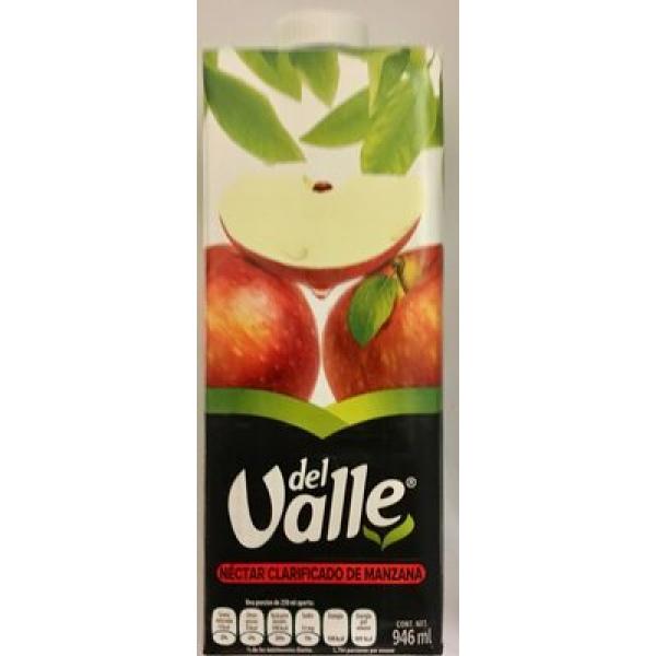 Del Valle Nectar Clarificado de Manzana