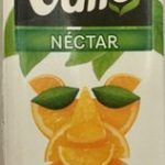 Del valla nectar naranja