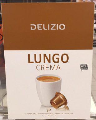 Delizio Caffè Crema 48stk