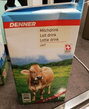 Denner Milchdrink Uht 2