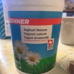 Denner Yoghurt Nature