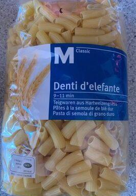 Denti d'elefante