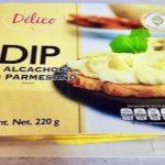 Dip de Alcachofa con parmesano