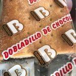 Dobladillo de chocolate