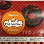 Donettes Old Fashion Sabor chocolate