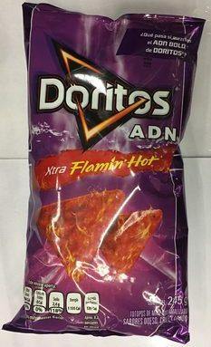 Doritos ADN Flamin Hot