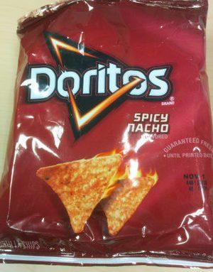 Doritos - Spicy Nacho