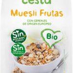 Ecocesta Muesli Frutas Ecológico